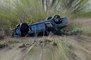 ford focus rollover I-75