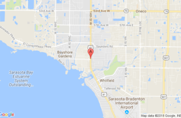 Manatee County Crash Kills Sarasota Motorcyclist