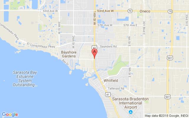 Manatee County Crash Kills Sarasota Motorcyclist