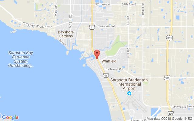 Motorcyclist In Bradenton Dies In Crash On US 41 Near Whitfield