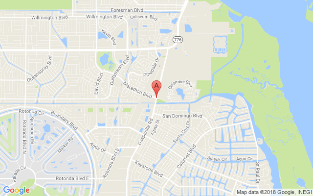 Two Seriously Injured In Crash On Gasparilla Road In Charlotte