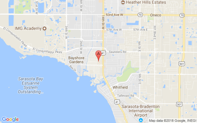 Three Injured In Crash On U.S. 41 In Bradenton