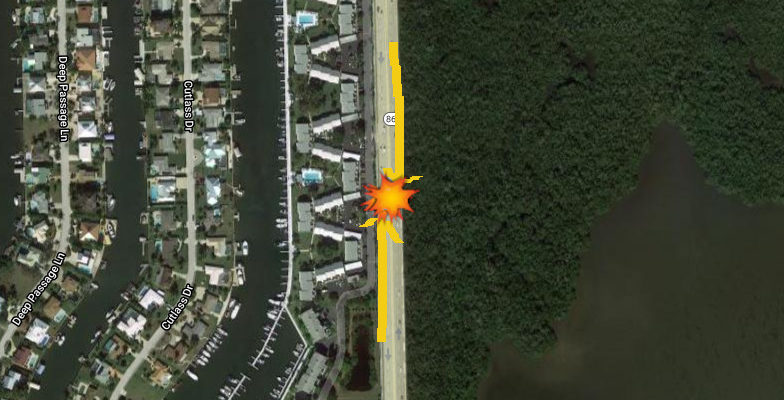 Fatal Head-on Crash Fort Myers